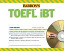 BARRON S TOEFL IBT