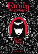 Emily The Strange Lost Days book