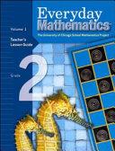 Everyday Mathematics Teacher Lession Guide Volume 1 Grade 2