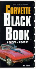 Corvette Black Book  1953 1997