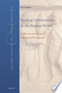 Trading Communities in the Roman World
