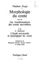 Morphologie du conte