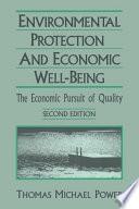 Economic Development and Environmental Protection