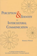 Perception and Identity in Intercultural Communication