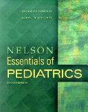 Nelson Essentials Of Pediatrics book