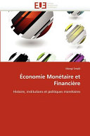 conomie Mon  taire Et Financi  re
