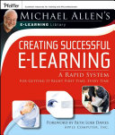 Creating Successful E Learning