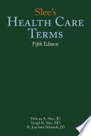 Slee s Health Care Terms