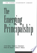 The Emerging Principalship