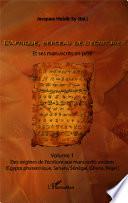 L'Afrique, berceau de l'écriture et ses manuscrits en péril