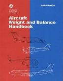 Aircraft Weight and Balance Handbook  1999