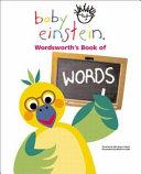 Baby Einstein Wordsworth S Book Of Words