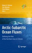 Arctic-Subarctic Ocean Fluxes