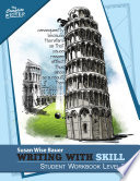 Writing With Skill  Level 3  Student Workbook
