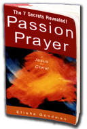 Passion Prayer of Jesus the Christ
