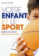 Votre enfant et le sport