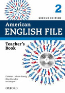 American English File Second Edition: Level 2: Teacher's Book with Testing Program CD-ROM