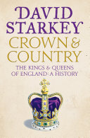 download ebook crown and country: a history of england through the monarchy pdf epub