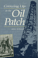 Growing Up in the Oil Patch Book