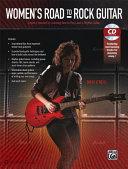 Women s Road to Rock Guitar