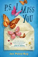 download ebook p.s. i miss you pdf epub