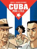 illustration Cuba. Père et fils
