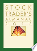 Stock Trader s Almanac 2013
