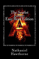 The Scarlet Letter  Easy Read Edition