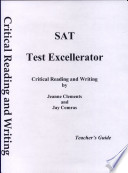 Sat Excellerator Critical Reading And Writing
