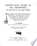 Thirty-five Years of Oil Transport