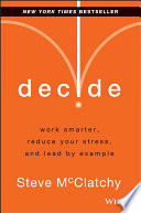 Ebook Decide Epub Steve McClatchy Apps Read Mobile