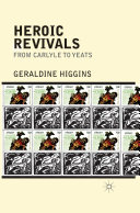 download ebook heroic revivals from carlyle to yeats pdf epub