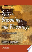 Handbook of Spices  Seasonings  and Flavorings  Second Edition
