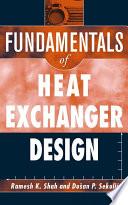 illustration Fundamentals of Heat Exchanger Design
