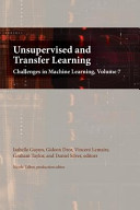Unsupervised and Transfer Learning  Challenges in Machine Learning