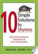 10 Simple Solutions To Shyness