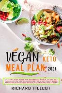 Vegan Keto Meal Plan 2021