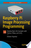 Raspberry Pi Image Processing Programming
