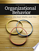 Organizational Behavior  Science  The Real World  and You
