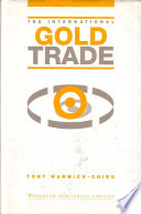 The International Gold Trade