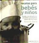Recetas para bebes y niños