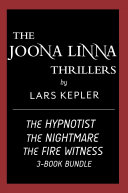 The Joona Linna Thrillers 3-Book Bundle And Addictive Thrillers Feature The Troubled And Intriguing