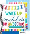 Hello Sunshine Teacher Planner Plan Book Book PDF