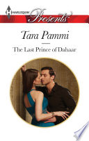 The Last Prince Of Dahaar : point of duty, but neither expects their...