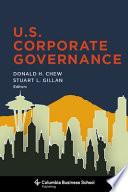 U S  Corporate Governance