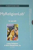 Living Religions New Myreligionlab Standalone Access Card