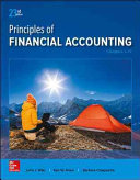 Principles of Financial Accounting  Chapters 1 17