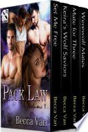 Pack Law  Volume 1  Box Set 83