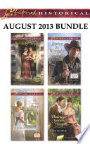 Love Inspired Historical August 2013 Bundle Book PDF