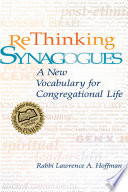 Rethinking Synagogues
